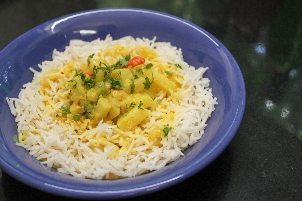 Potato Curry (1)