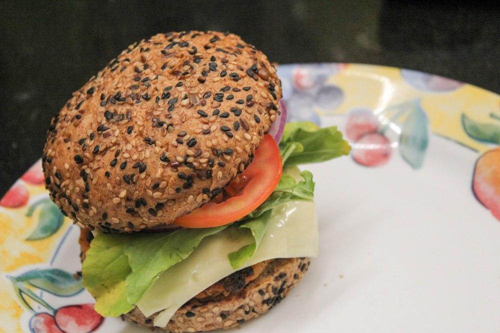 Veggie Burger (1)