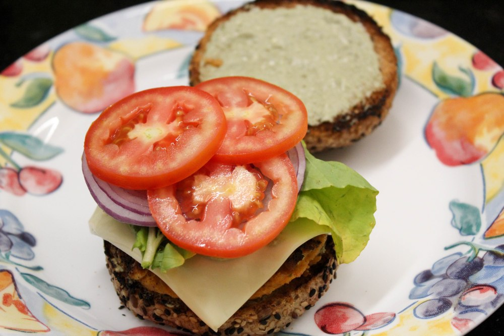 Veggie Burger (8)