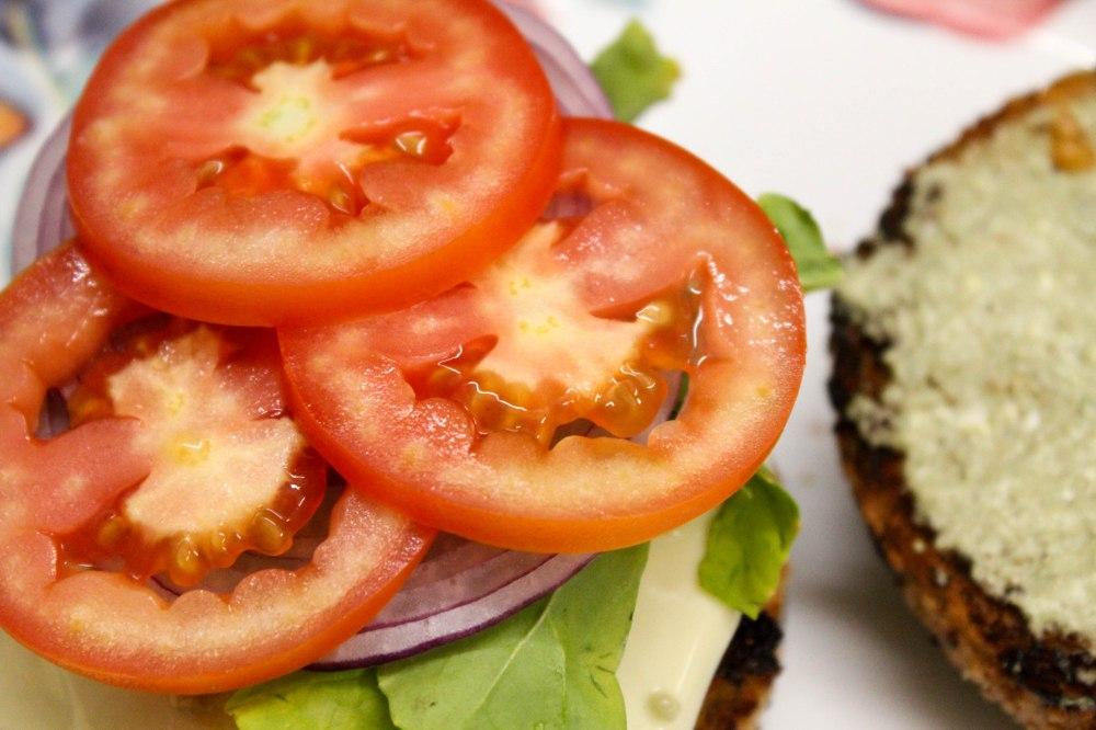 Veggie Burger (9)