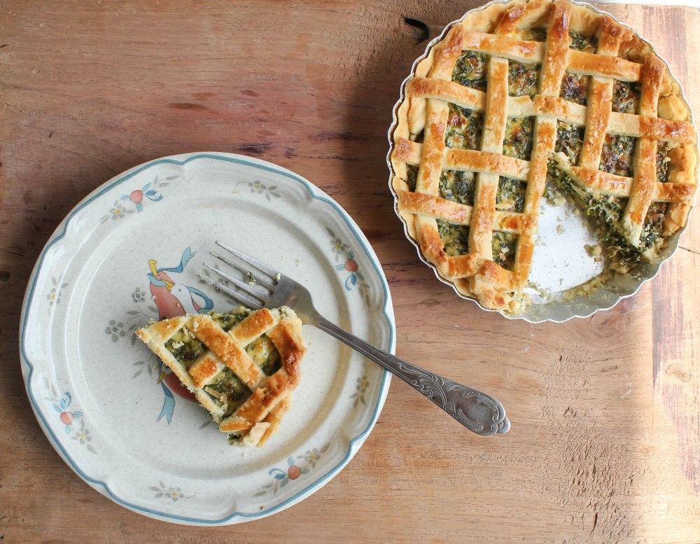 Savoury Pie (1)
