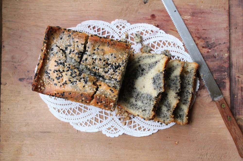 Sesame Tea Cake (12)