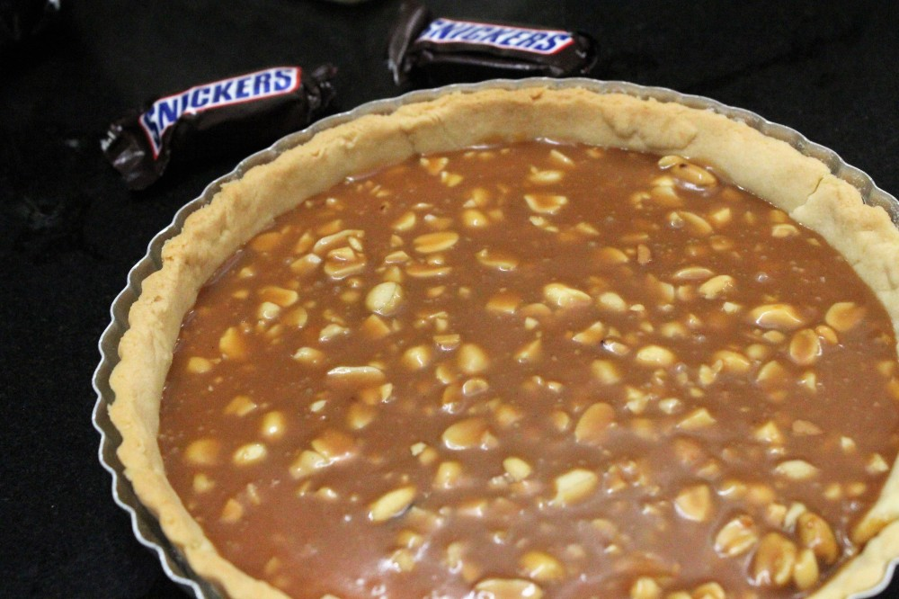 Snickers Tart (4)