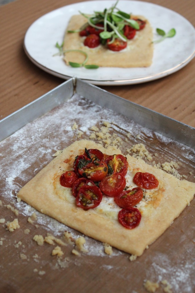 Tomato and Ricotta Tart (10)