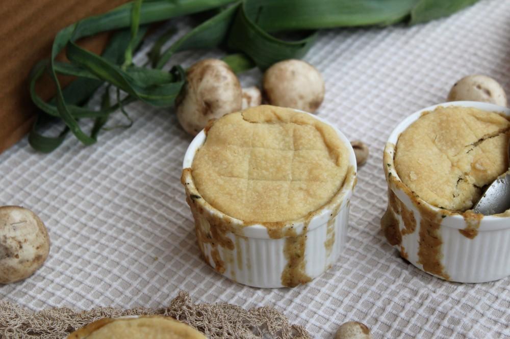 Creamy Mushroom Pie (12)
