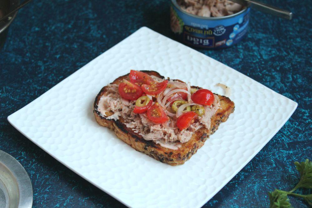Nicoise Toast (5)