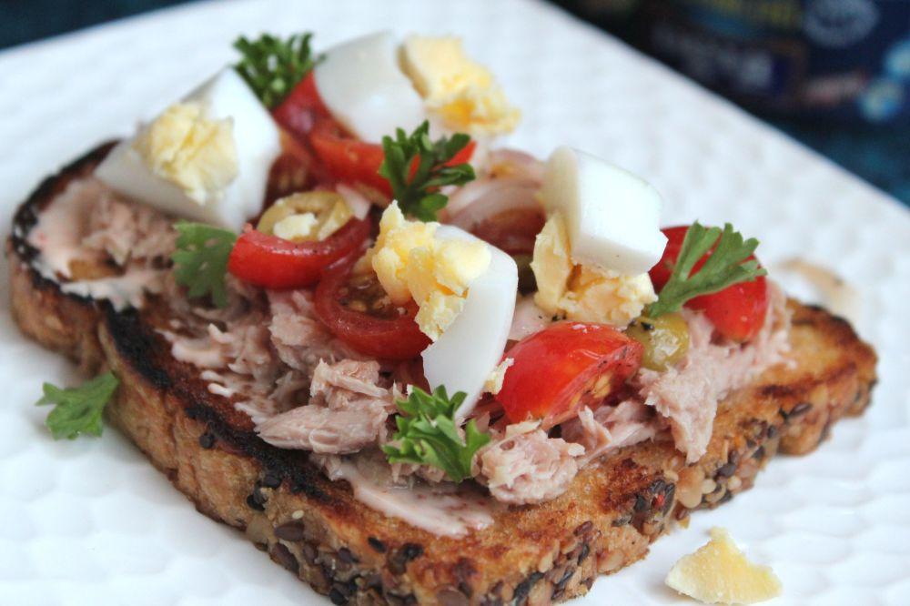 Nicoise Toast (7)